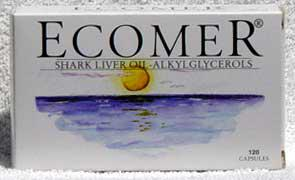 Ecomer Shark Liver Oil